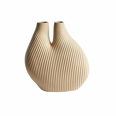 HAY WS Chamber Vase Light beige