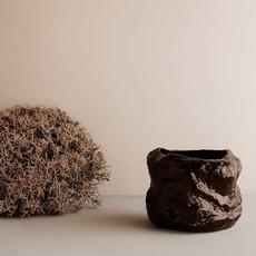Ferm Living Tuck Pot - Red Brown