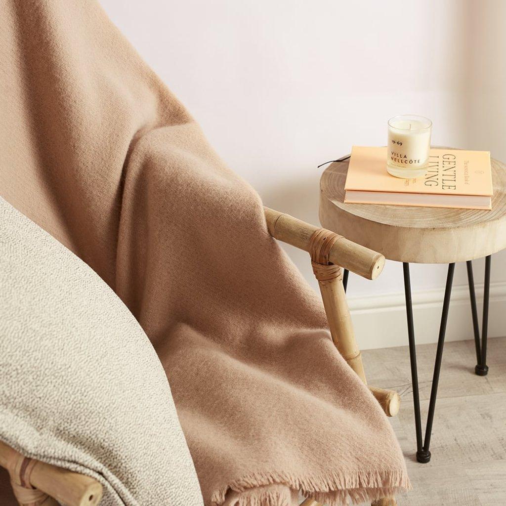 HAY Mono Blanket Milk tea