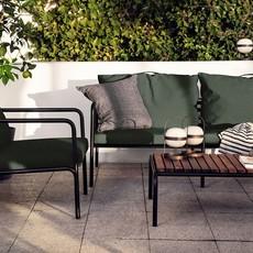 Houe AVON Lounge Chair - Sunbrella/Heritage
