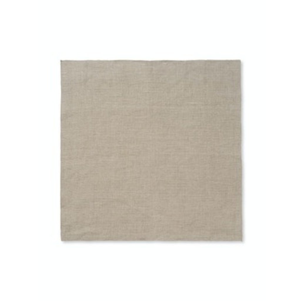 Ferm Living Linen Napkin Set of 2 - Beige