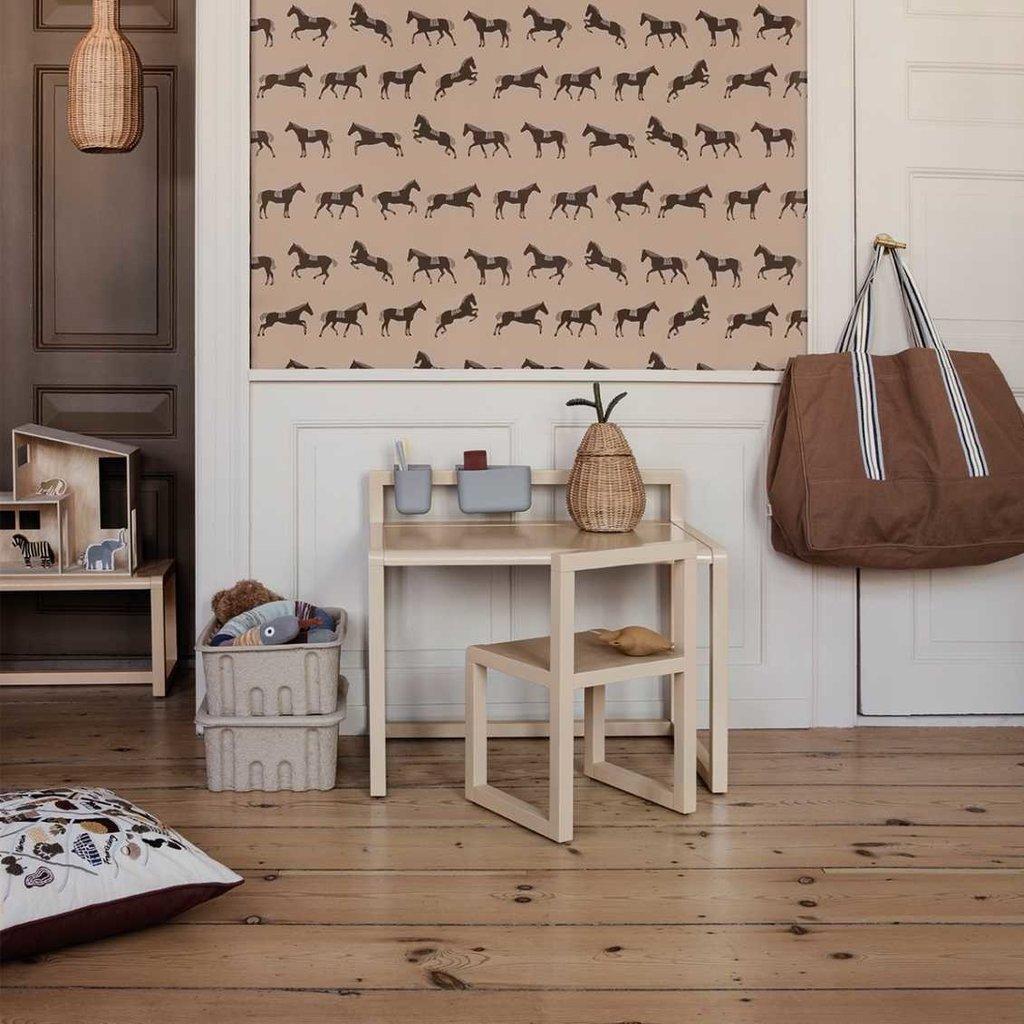 Ferm Living Little Architect Chair - Cashmere