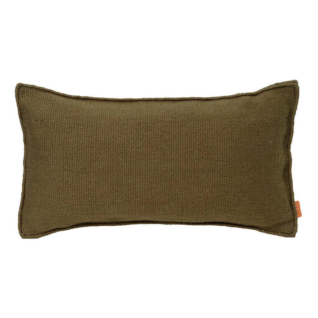 Ferm Living Desert Cushion - Olive