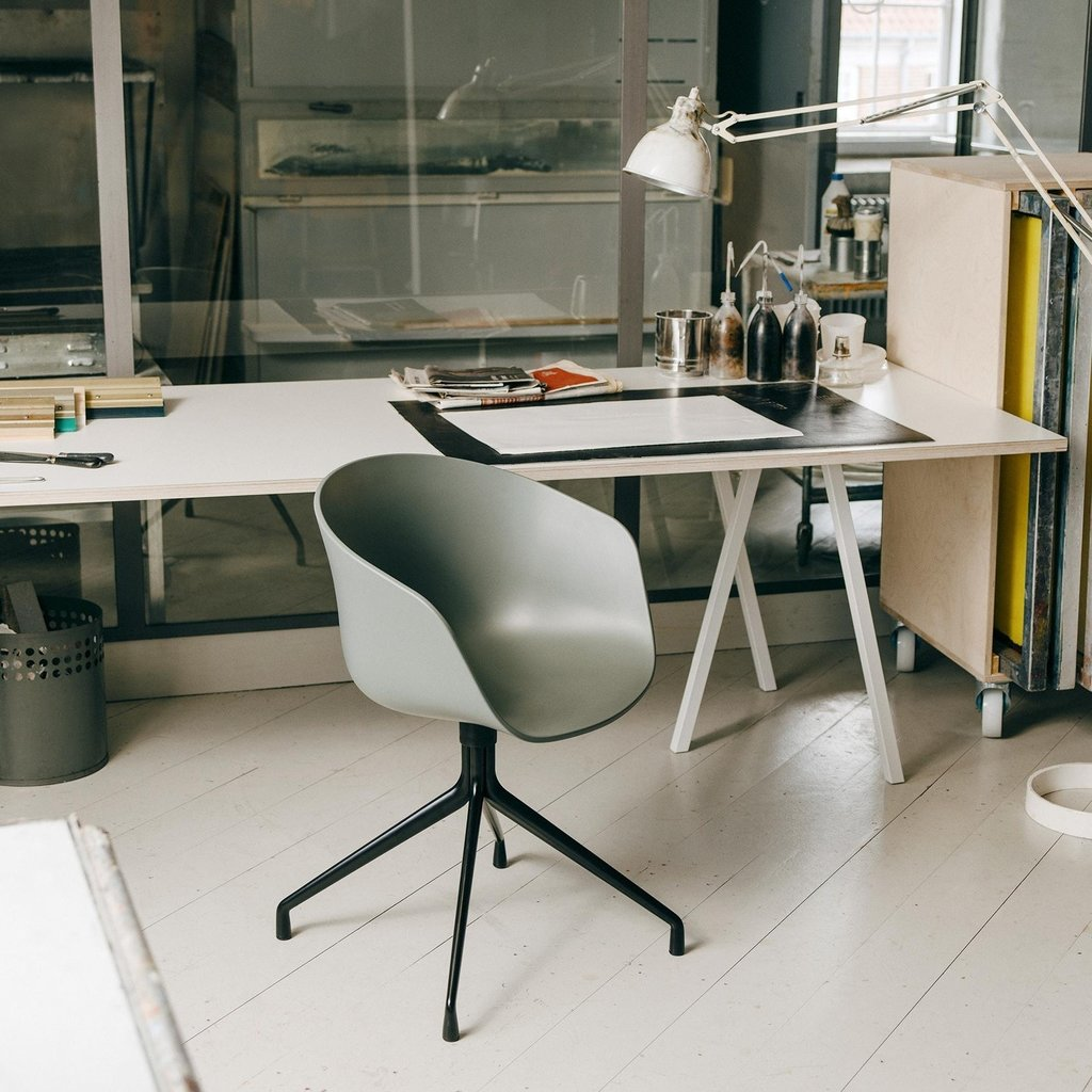 HAY Loop Stand Table - 250 x 92 cm