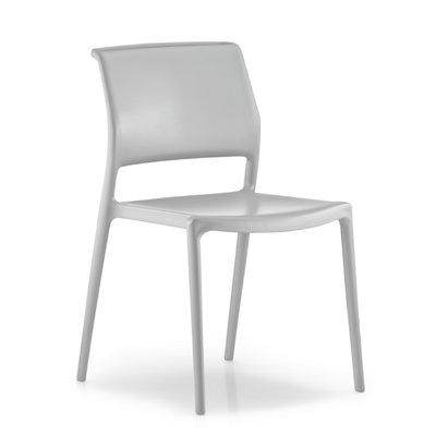Pedrali Chair ARA, polypropylene, light grey