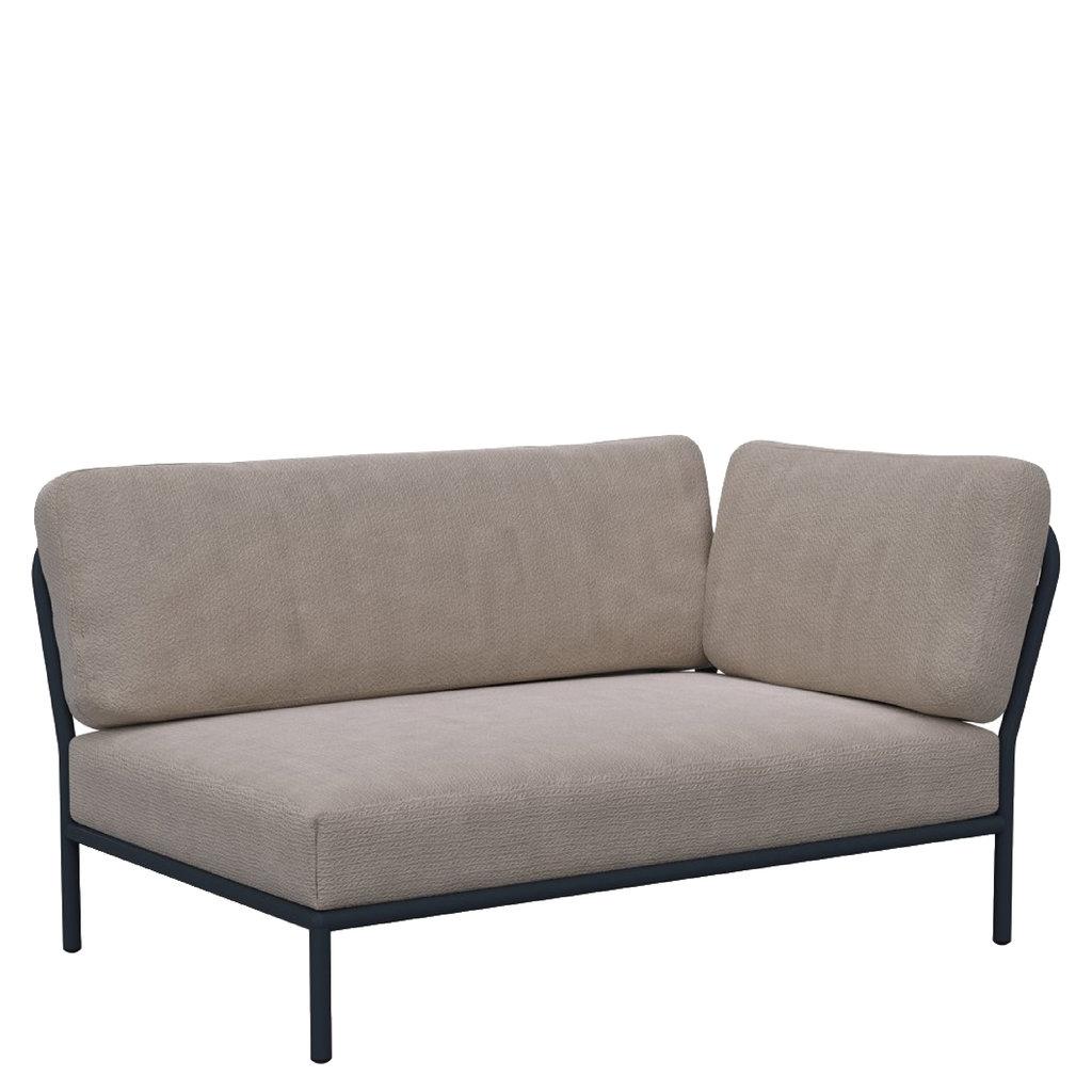 Houe LEVEL Lounge Sofa Right Corner. Ash, heritage