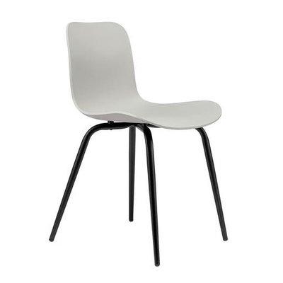 Norr11 Langue Avantgarde Dining Chair - Flint Grey