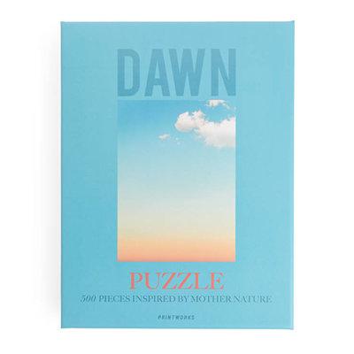 PRINTWORKS Puzzle - Dawn (500 pieces)