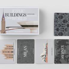 PRINTWORKS Memo Game - Iconic Buildings