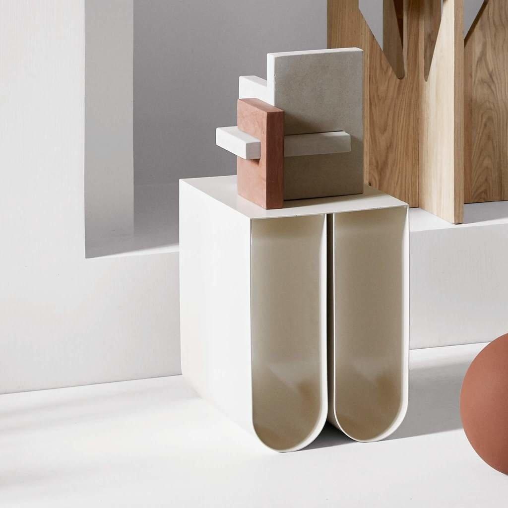 Kristina Dam Block Sculpture - Sandstone