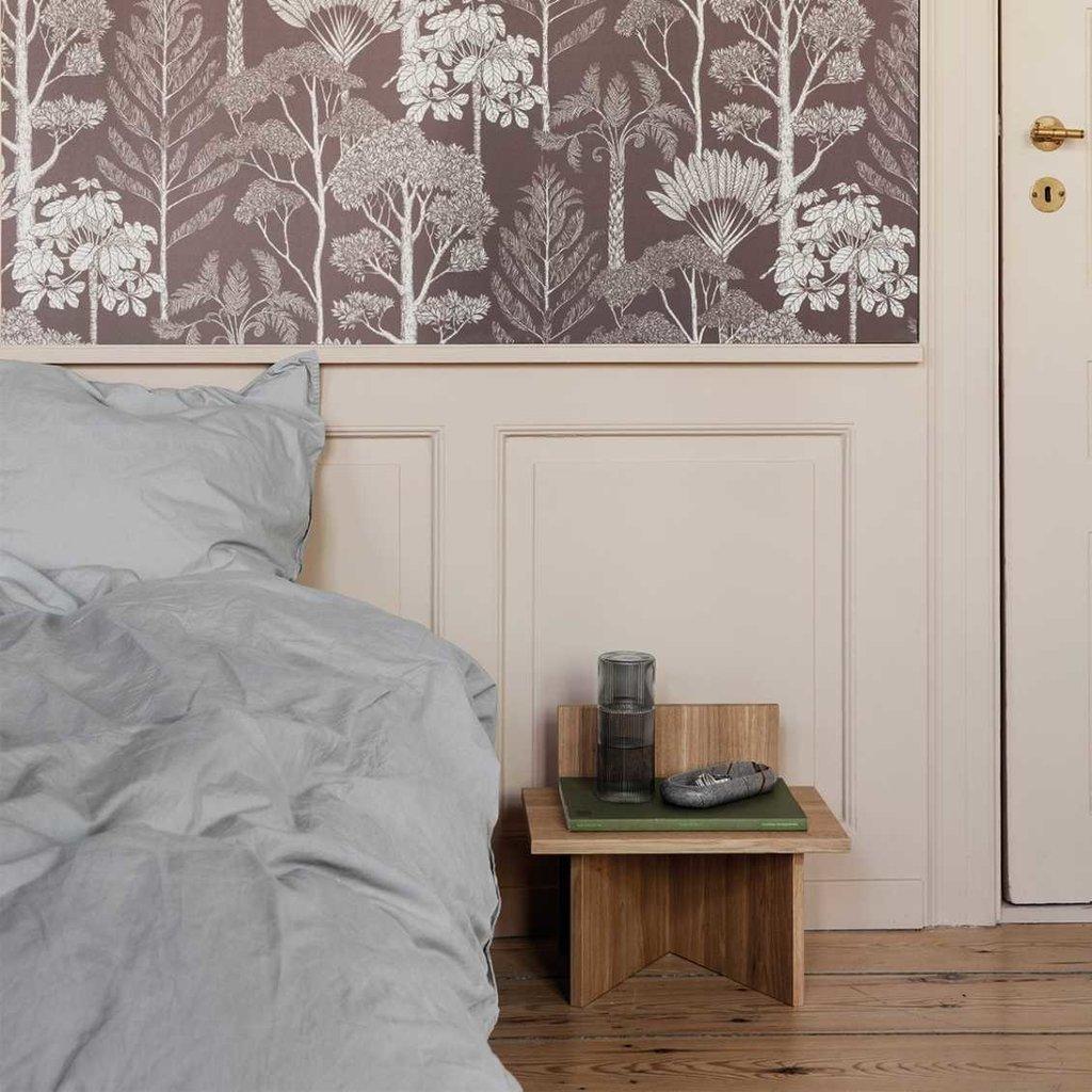 Ferm Living Oblique Stool - Oak