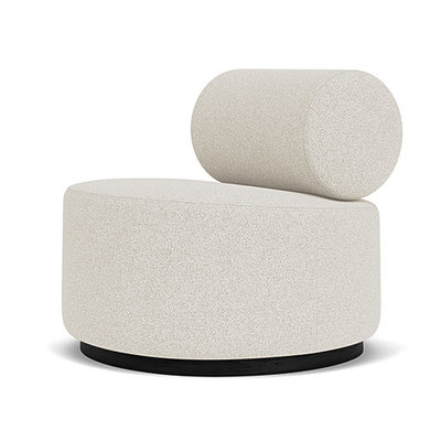 Fest Amsterdam Sinclair lounge chair - swivel - Alaska - SHOWROOM MODEL