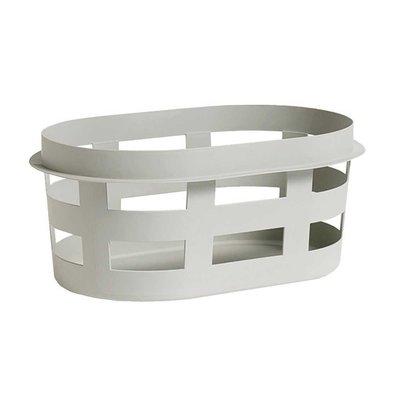 HAY Basket S Light Grey