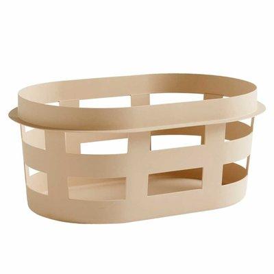 HAY Basket S Nougat
