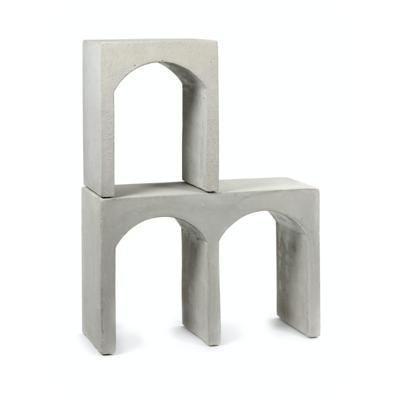 Serax Bank Roman - Concrete H40