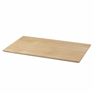 Ferm Living Tray For Plant Box Large - Oiled Oak