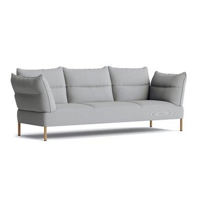 HAY Pandarine 3 seater w. reclining armrest - Oak legs - Linara/311 - SHOWROOM MODEL