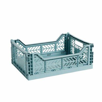 HAY Colour Crate M Teal