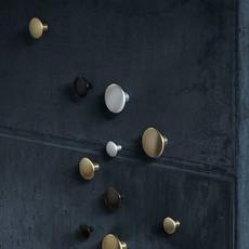 Muuto The Dots Metal -  Ø2,7cm - Black