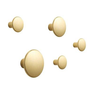Muuto The Dots Metal - Set - Brass