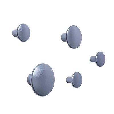 Muuto The Dots Metal - Set - Pale Blue