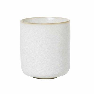 Ferm Living Sekki Cup - Large - Cream