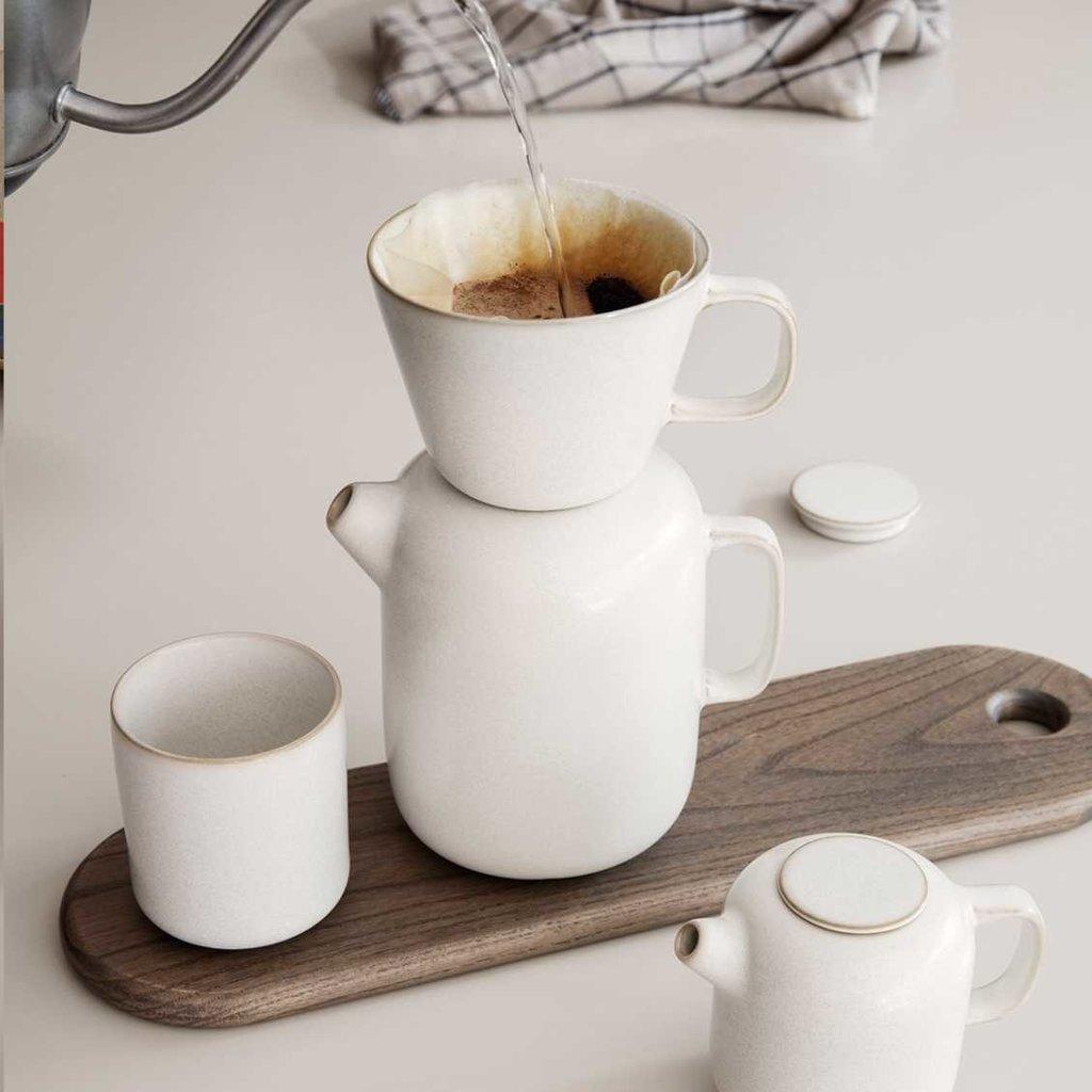Ferm Living Sekki Cup - Small - Cream