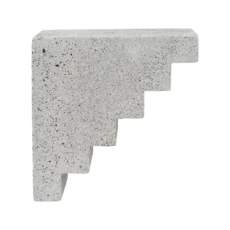 House Doctor Art piece - Stairs, grey
