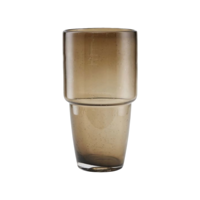 House Doctor Vase, Chazia, Brown