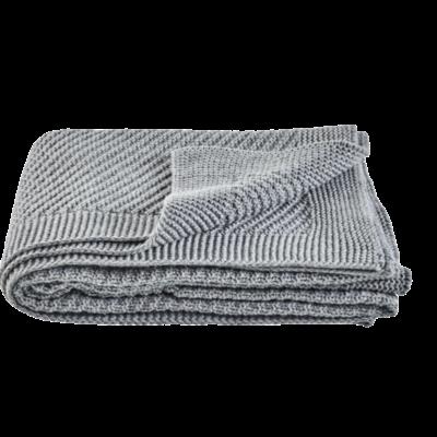 Bolia Soft Collection Throw Dark grey