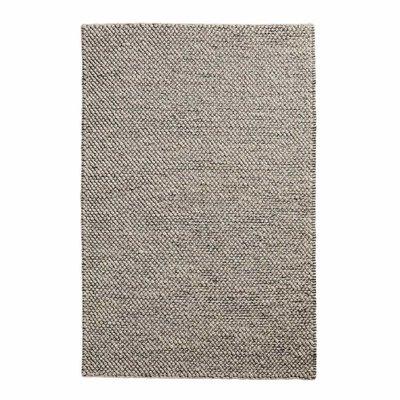 WOUD Tact rug Dark grey, 200 x 300 cm