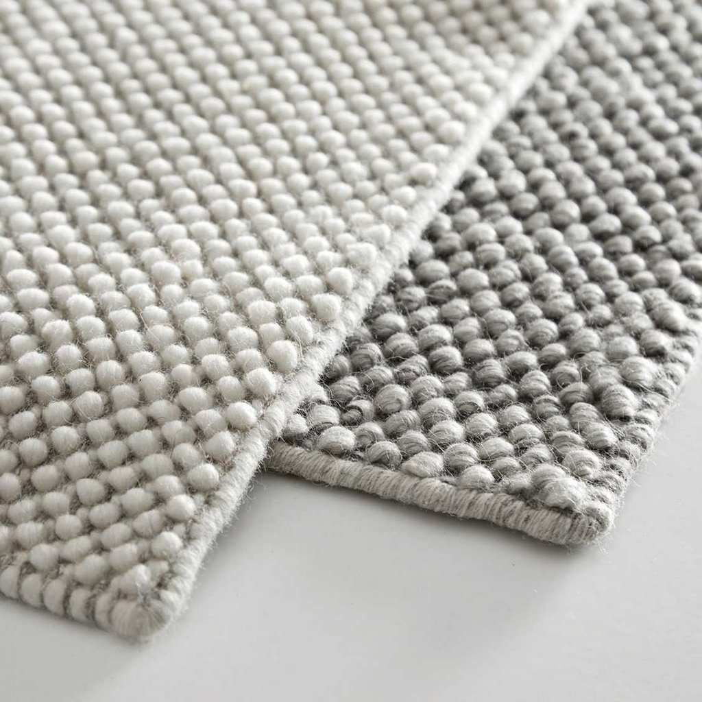 WOUD Tact rug Off white, 200 x 300 cm