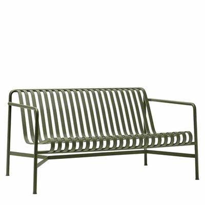 HAY Palissade Lounge Sofa Olive - SHOWROOM MODEL