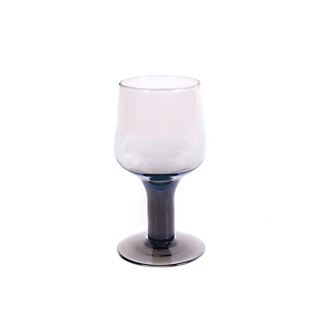 XLBoom Host Wine Glass Smoke Grey