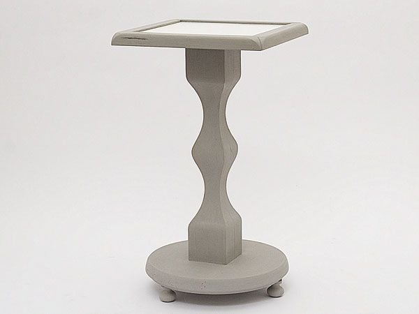 Grijs tafeltje