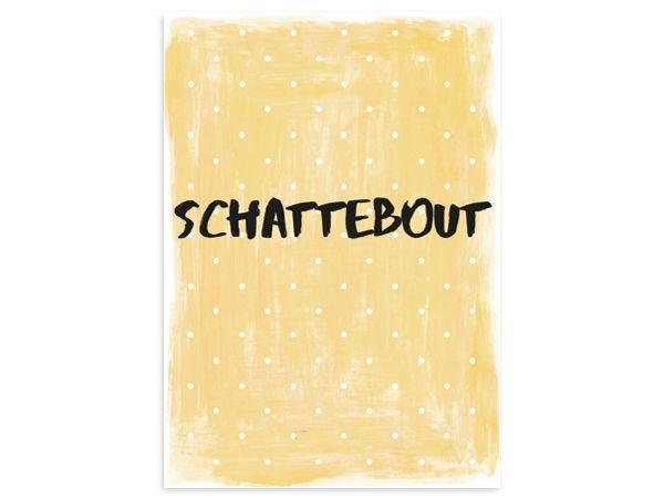 Kaart Schattebout