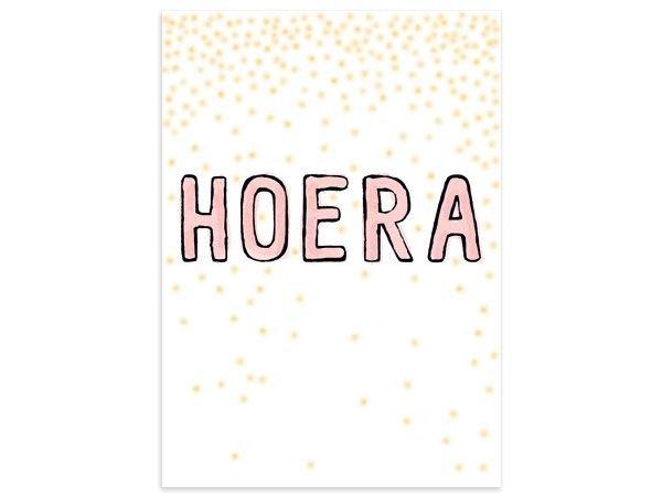 Kaart Hoera