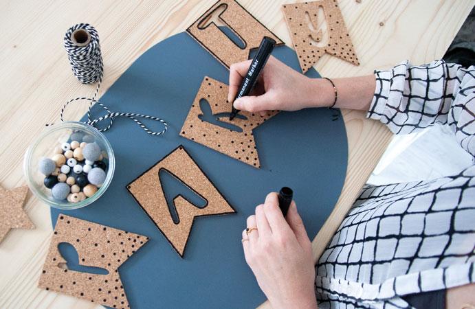 workshop slinger maken kurk creative life utrecht