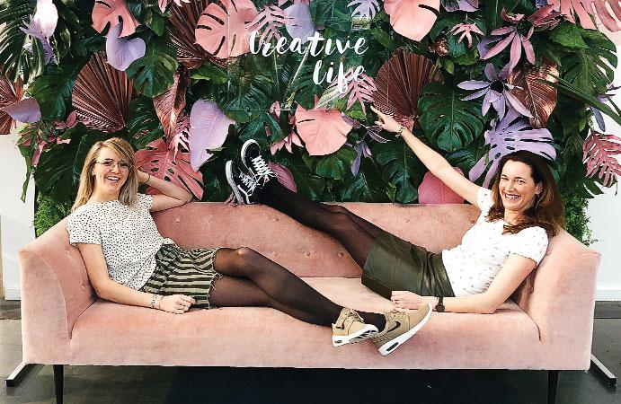 Marlies en Sandra Wonen voor jou Creative Life