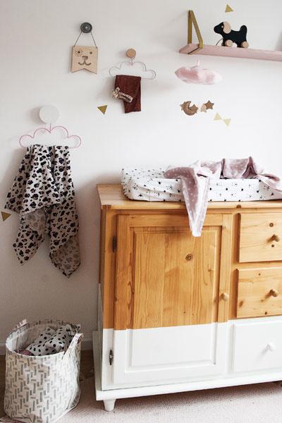 Babykamer meisjeskamer inspiratie