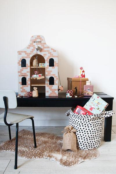 Pakhuis Sinterklaas speelgoed