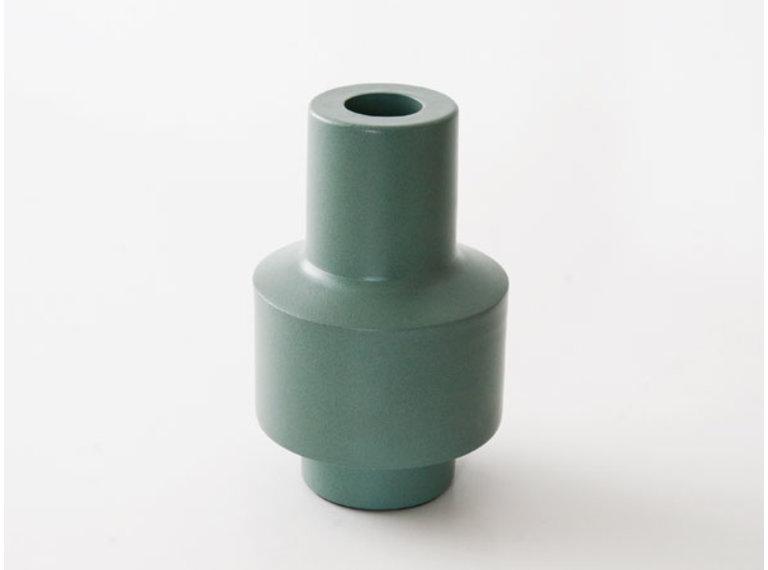 Brandedby Kandelaar vase groen