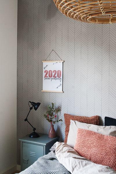 Slaapkamerstyling free printable 2020