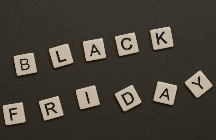 Over hoe wij wel én niet meedoen met Black Friday
