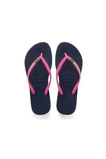 Havaianas Slim Brasil CF Flip Flops