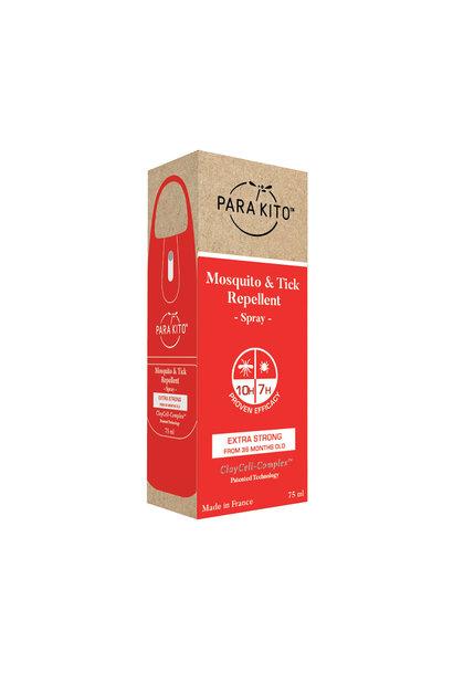 PARA'KITO Tropical Spray (Extra Strong) - Mosquito & Tick Repellent