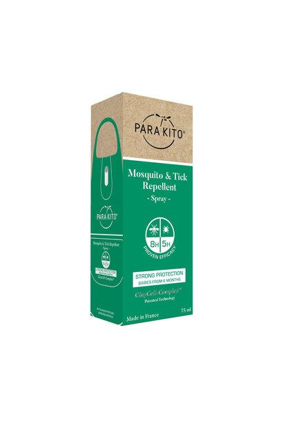 PARA'KITO Family Spray (Strong) - Mosquito & Tick Repellent