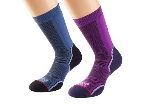 1000 Mile 1000 Mile Trek Sock 2-Pack
