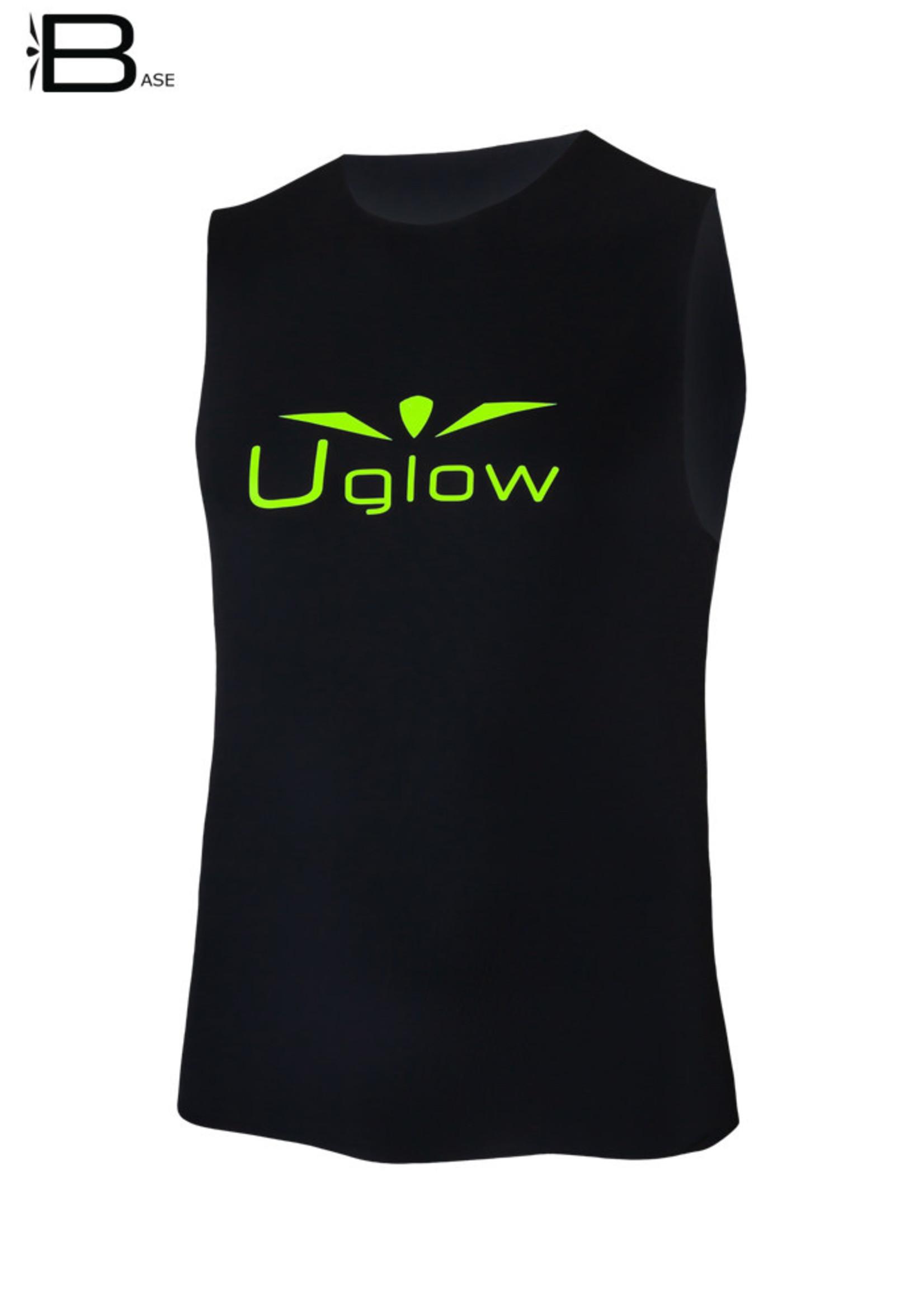 Uglow Sport UGLOW BASE Wide Top Tank Men's
