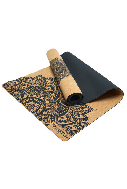 Yoga Design Lab Cork Mat